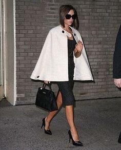 Abrigos estilo Capa - una maravillosa prenda para añadir variedad a tu armario esta temporada de otoño. Encuentra tu estilo