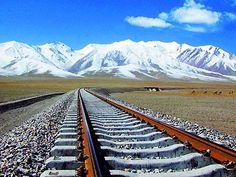 Qinghai-Tibet Train, China to Tibet