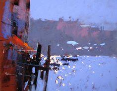 Tony Allain: 'Red Canopy'