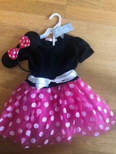 Minnie mouse dress Minnie Mouse Party, Mouse Parties, Skirts, Dresses, Fashion, Kids Fashion, Vestidos, Moda, Skirt