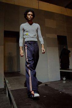 Raf Simons SS16 Menswear Paris