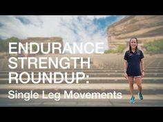 VIDEO: Endurance Roundup - Single Leg Movements | TrainingPeaks