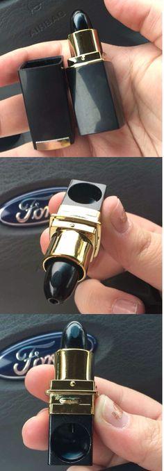 Secret Lipstick pipe from www.shopstaywild.com #weed #weedstagram #cannabis #vapelife  #weedporn #smokeweedeveryday #marijuana #smoke #wax #stoner #smoker #wakeandbake #instaweed420 #instaweed #kush #indica #sativa #thc #hightimes #bong #pipe #grinder #bubbler #420