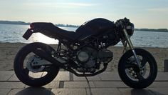 Ducati Monster 600 Cafe racer