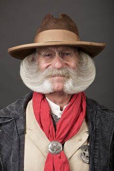 Facial Hair Can Be Art! Top 10 World Beard & Moustache Championships 2014 - Seenox