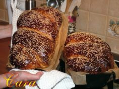 Baking Recipes, Dessert Recipes, Desserts, Romanian Food, Romanian Recipes, Our Daily Bread, Sweet Pastries, Loaf Cake, Pastry Cake
