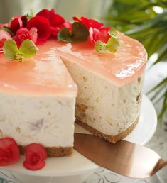 Baking Recipes, Cake Recipes, Sweet Recipes, Healthy Recipes, Cheesecakes, Tart, Panna Cotta, Sweet Tooth, Food And Drink
