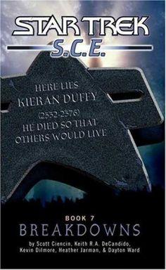Star Trek Books - Breakdowns (Star Trek)
