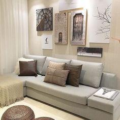Montagem apto modelo Patrimar equipe Debora Aguiar/SP. Tudo lindo almofadas @vanessavvmi @marcoaurelioviterbo