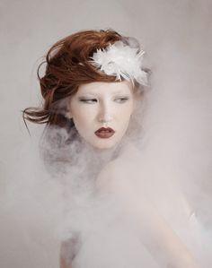 Red Bride by Anastasia Galaktionova
