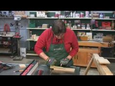 You need to understand how to work safely in the workshop.
