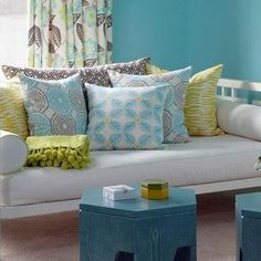20 Creative Home Decor Color Schemes  Inspired By The Color Wheel