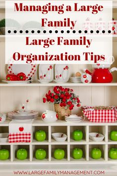 Need help organizing a big family? This mother of 9 has large family home management down to a science with all sorts of large family organizing ideas and organizing tips for big families! Large Family Organization, Home Organization Hacks, Family Organizer, Organizing Your Home, Organizing Tips, Organising, Homemade Detergent, Homemade Laundry Detergent, Tips And Tricks