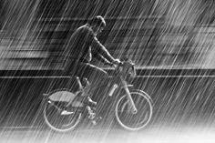 heavy rain by Christian Müller, via 500px