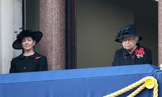 The royal family reunite for moving Remembrance Sunday service - Photo 4