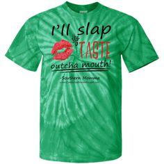 Handwritten Unisex Cotton Tie Dye T-Shirt Southern Momma, T Shirt Time, Janis Joplin, Tie Dye T Shirts, Classic Rock, Digital Prints, Size Chart, Cotton, Mens Tops