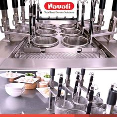 """Nayati Noodle Cooker will makes you more creative. #nayati #nayatikitchen #professionalkitchen #professionalrestaurant"""