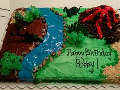 Robbys 11th Birthday Cake.