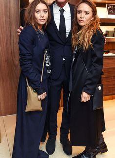 Ashley and Mary-Kate Olsen, 2016.