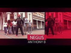 Officieel video clip voor Anthony B - Negus! Gefilmd door Lively Up Yourself, ge-edit en After Effects door Michelle