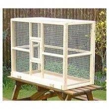 Custom Made Indoor Mini Aviaries – Aviary Accessories Diy Bird Cage, Bird Cages, Finch Cage, Bird House Kits, Bird Aviary, Parrot Toys, Wood Bird, Pet Cage, Backyard Birds