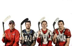 Washington Capitals -- Coach Oates, Green, Backstrom and Ovie looking awesome