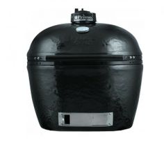 This is the Primo Oval XL.  It has a really nice table option as well and looks better than the BGE IMO.