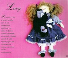 Boneca Tutorial Ondori | Mimin Dolls | bloglovin '