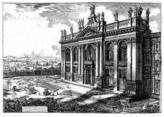 Roma Sparita. Foto storiche di Roma - San Giovanni in Laterano