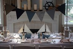 Baby boy background nautical theme ideas for 2019 Baby Shower Themes, Baby Shower Decorations, Shower Ideas, Nautical Centerpiece, Centerpieces, Centerpiece Ideas, Babyshower, Baby Boy Background, Nautical Party