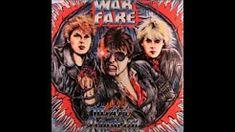 WARFARE - Metal Anarchy ◾ (album 1985, UK metal/punk)