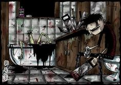 JTHM: Johnny the Homicidal Maniac