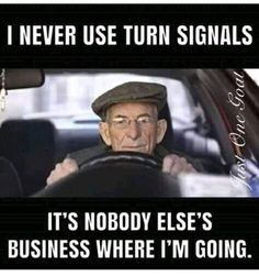 Nooooo, this is one of my biggest pet peeves, if your going to cut in front of me like an idiot at least signal! You Funny, Funny Cute, Funny Stuff, Seriously Funny, Funny Images, Funny Pictures, Lol, Friday Humor, Funny Friday