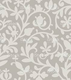 Gray seamless pattern. royalty-free stock vector art