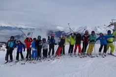 Tabara schi in Elvetia La Tzoumaz. Mount Everest, Mountains, Travel, Viajes, Trips, Traveling, Tourism, Bergen, Vacations