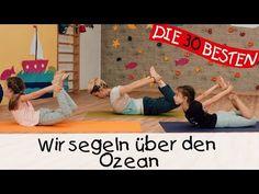 Wir sind Krieger - Yogalieder Bewegungslieder für Kinder II Kinderlieder - YouTube