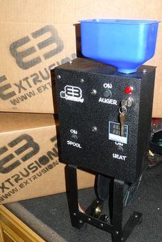 САПР для инженера: Переработка пластика для 3D-принтеров