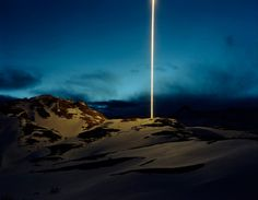 """The beams of light that illuminate the nature : """"Lights Edge"""" photo project by Kevin Cooley"""
