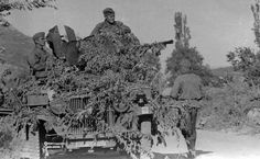 German half track SdKfz10/4 | WW2 tanks | Flickr