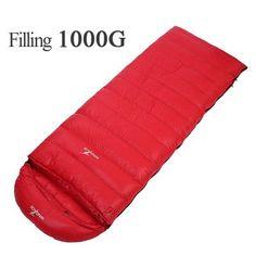 Goose down Ultralight Sleeping Bag
