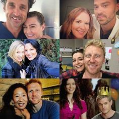 I honestly loved Lexie and mark as a couple. Little Grey and McSteamy😍 Greys Anatomy Characters, Greys Anatomy Couples, Greys Anatomy Cast, Greys Anatomy Memes, Grey Anatomy Quotes, Lexie And Mark, Dramas, Castle Tv, Prime Time