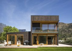 Frankton SIPs Panel House » Archipro