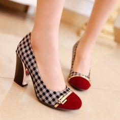 Court Shoes, Pump Shoes, Shoe Boots, Shoes Heels, High Heel Pumps, Women's Pumps, Gladiator Shoes, Wedding Shoes Block Heel, Block Heel Shoes