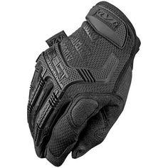 Mechanix M-Pact Covert Glove Impact Protection Black Small