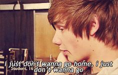 When Liam didn't make it as a solo artist on X factor
