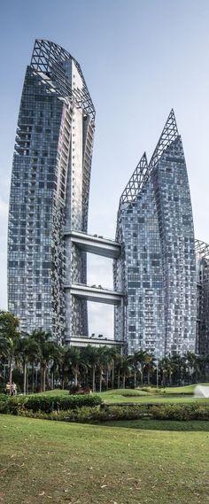 Residential Complex charisma design