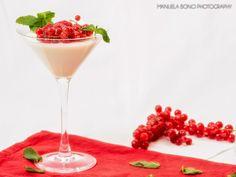 Le dolcezze di Valentina: Mousse al cioccolato bianco & frutti rossi