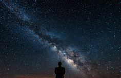 Milky Way in Arizona by Kingman