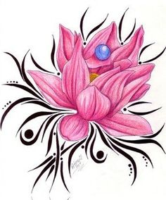 Lotus flower tattoo meanings that have significance to various cultures in the world. Lotus Flower Tattoo Meaning, Flower Tattoo Meanings, Lotus Tattoo Design, Lotus Design, Flower Tattoos, Tattoo Designs, Tattoo Ideas, Inspiration Tattoos, Logo Lotus