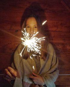 Sparklers photo